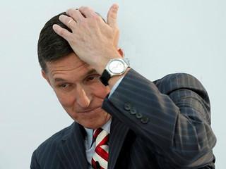 Mike Flynn's Russian Headslapper