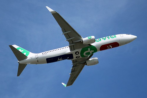 Boeing 737-8K2(WL) Transavia PH-HXK LN6380