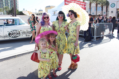 Viva Las Vegas Rockabilly Weekend 20 Trashy Diva Berry Chantilly