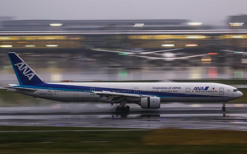 JA752A ANA 全日空 Boeing 777-300
