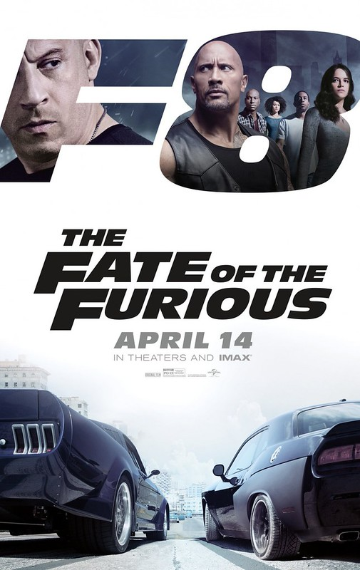 Fast & Furious 8 - Poster 2