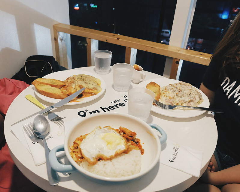 Cafe I'm Here Tomas Morato Review