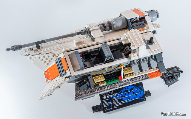 Review LEGO 75144 Snowspeeder UCS Star Wars