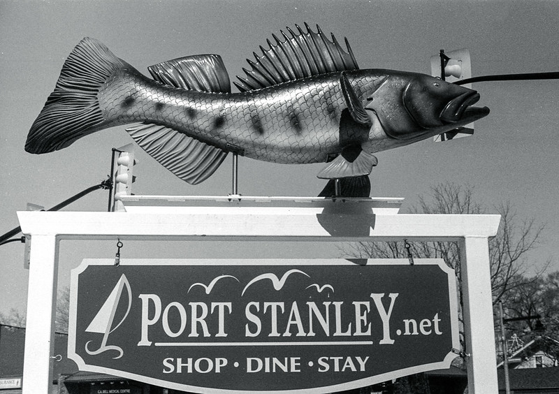 Welcome to Port Stanley