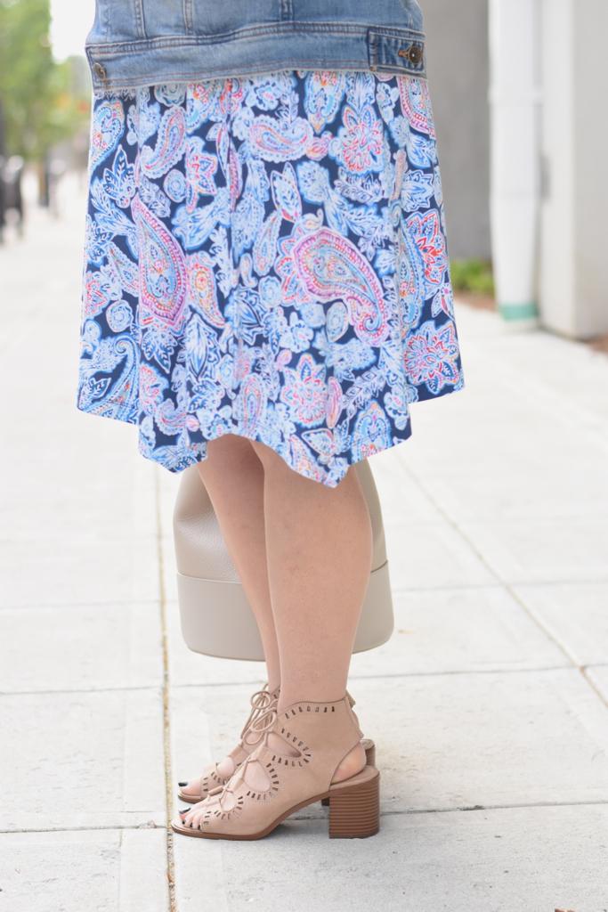 Paisley Dress-Head to Toe Chic-@headtotoechic
