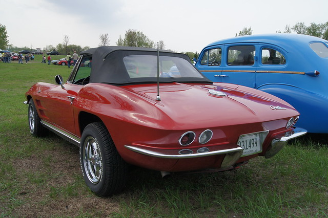 64 Chevrolet Corvette Stingray Flickr Photo Sharing