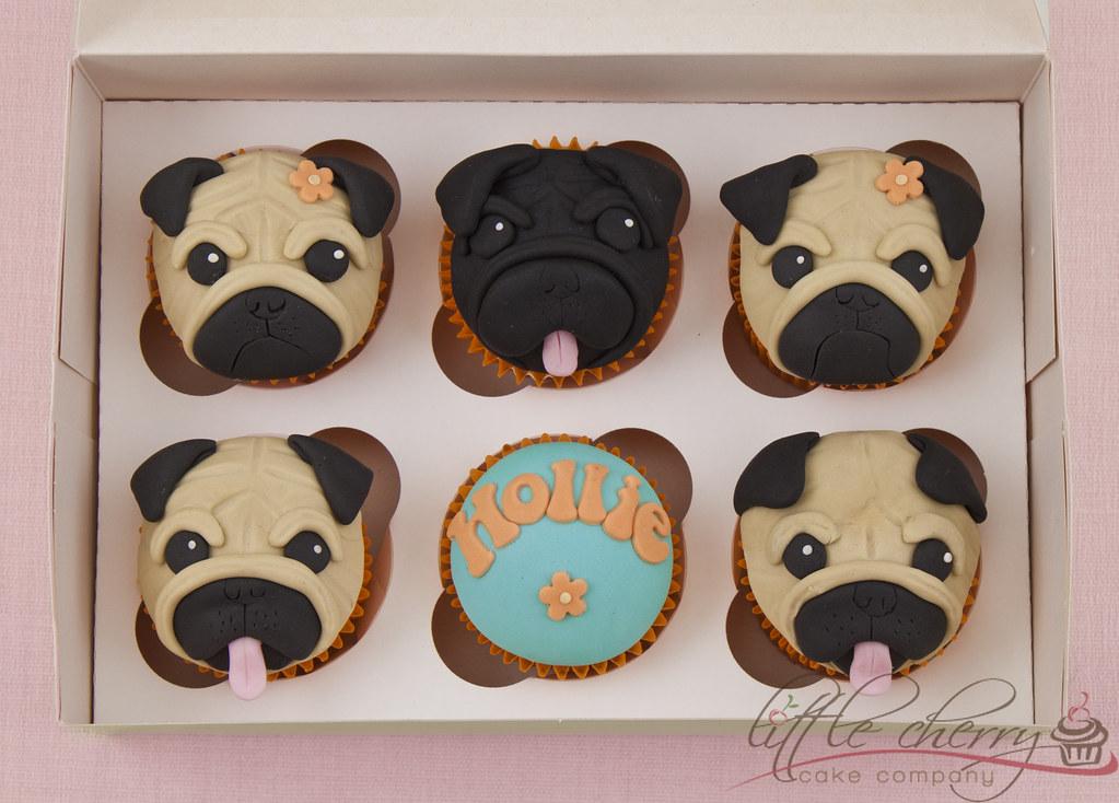 How To Make A Pug Birthday Cake