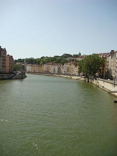 31 Saone bij Pont La Feuillee