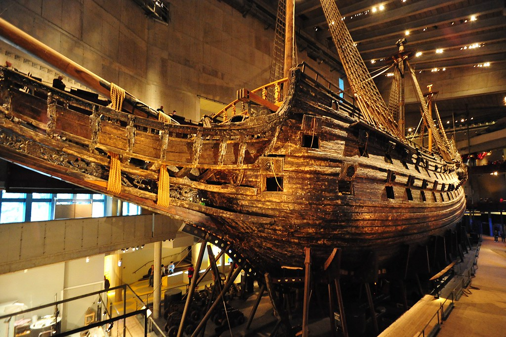 Ic Free Shipping >> Regalskeppet Vasa, Stockolm, Sweden, 2013 August 881 | Flickr