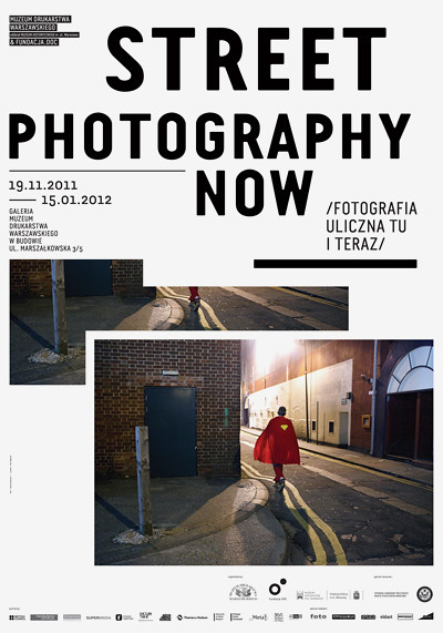 Street Photography Now Exhibition Poster