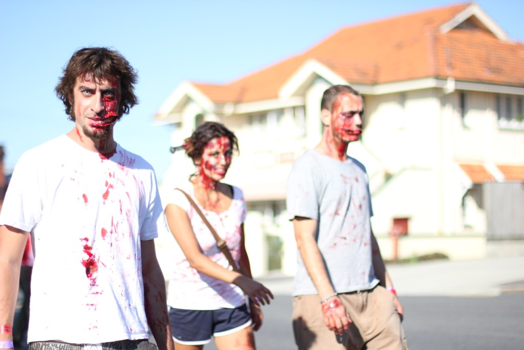 Dating zombie in Brisbane