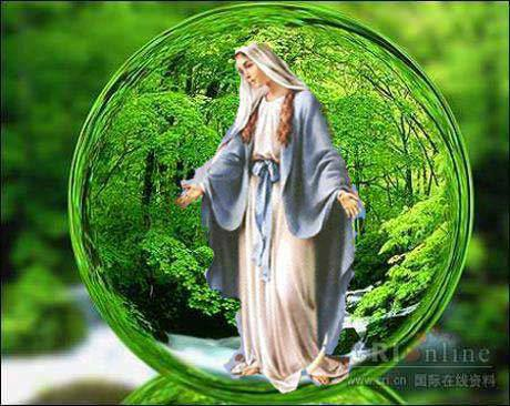 Đức Trinh Nữ Maria, Từ Mẹ Thiên Chúa Đến Mẹ Các Dân Tộc