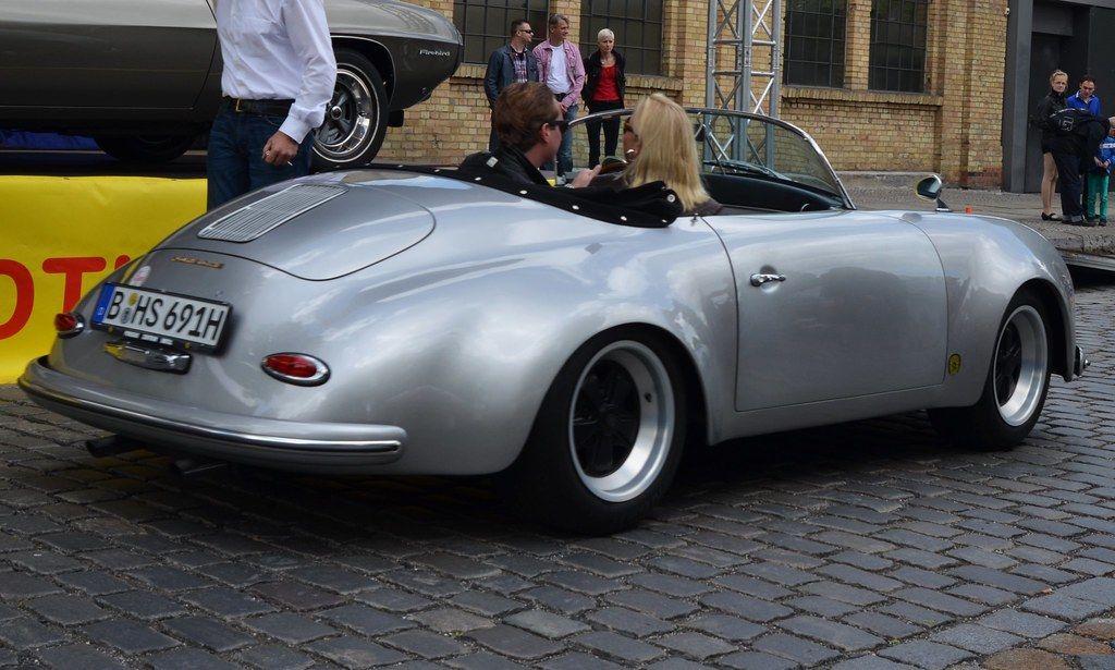 Porsche 356 Speedster Customized Classic Cars Days