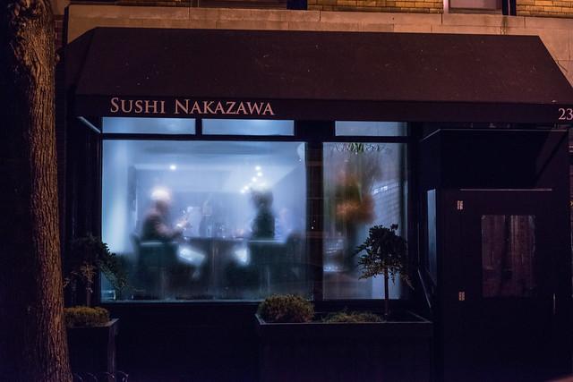 Sushi Nakazawa Dining Room Opentable