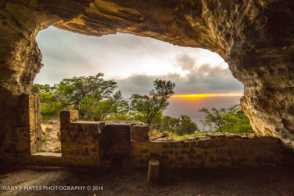 Lincoln S Rock Cave Gary Hayes Flickr