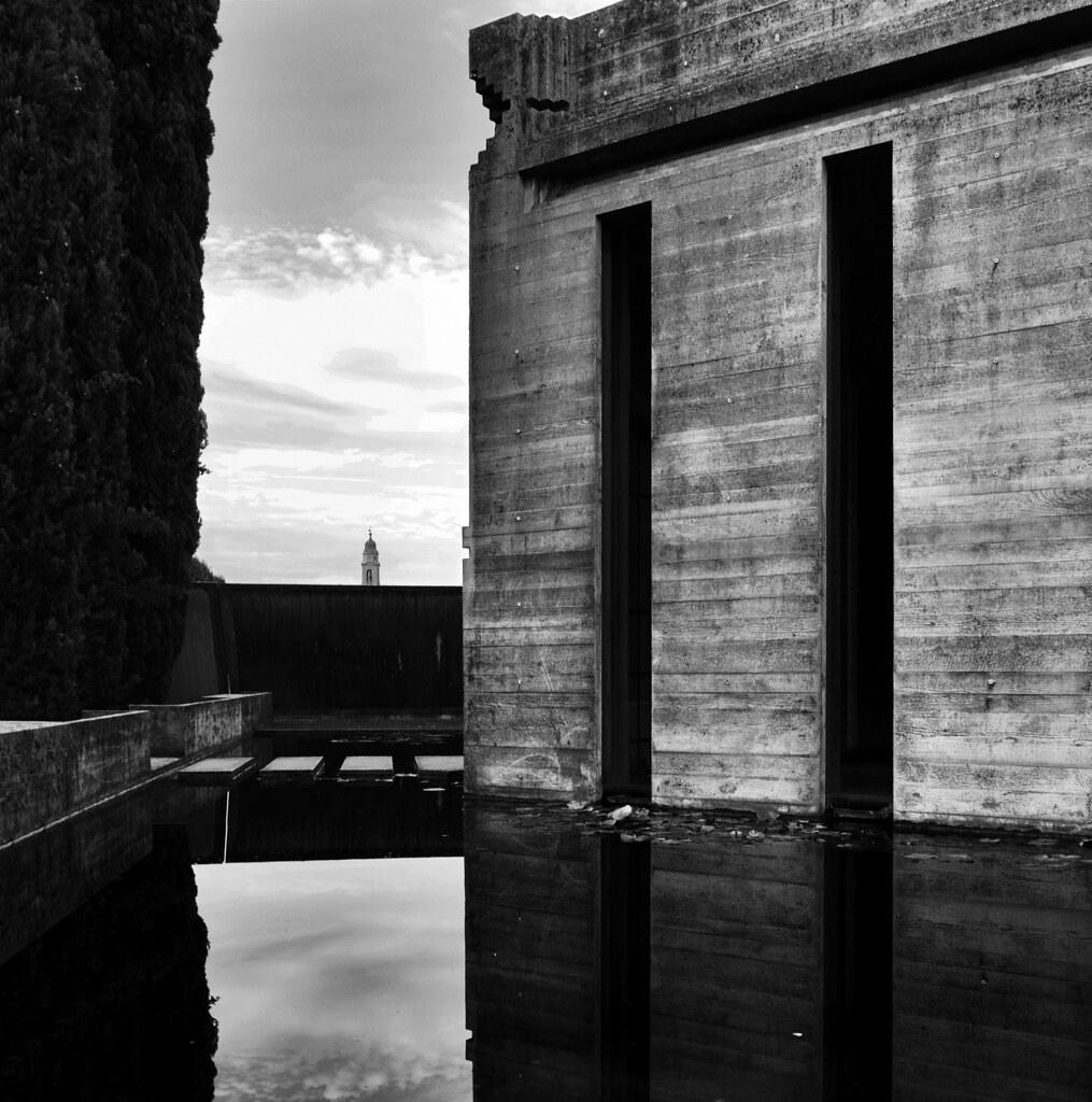 Carlo Scarpa Architect Brion Tomb San Vito D Altivole C
