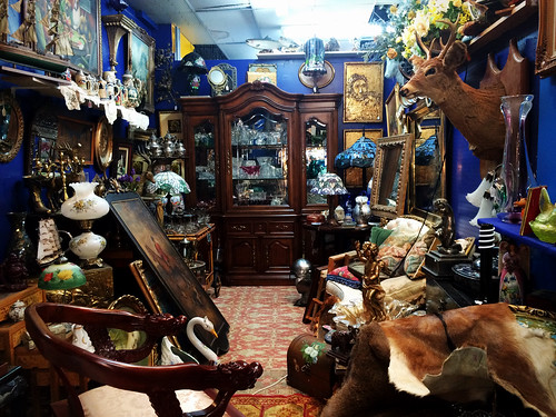 Antique Shop NY (April 3 2016)