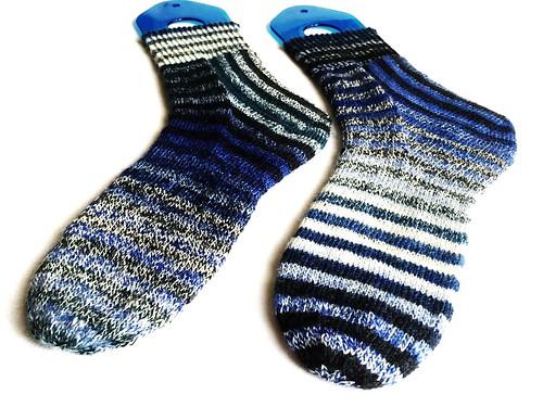 U-Turn Socks