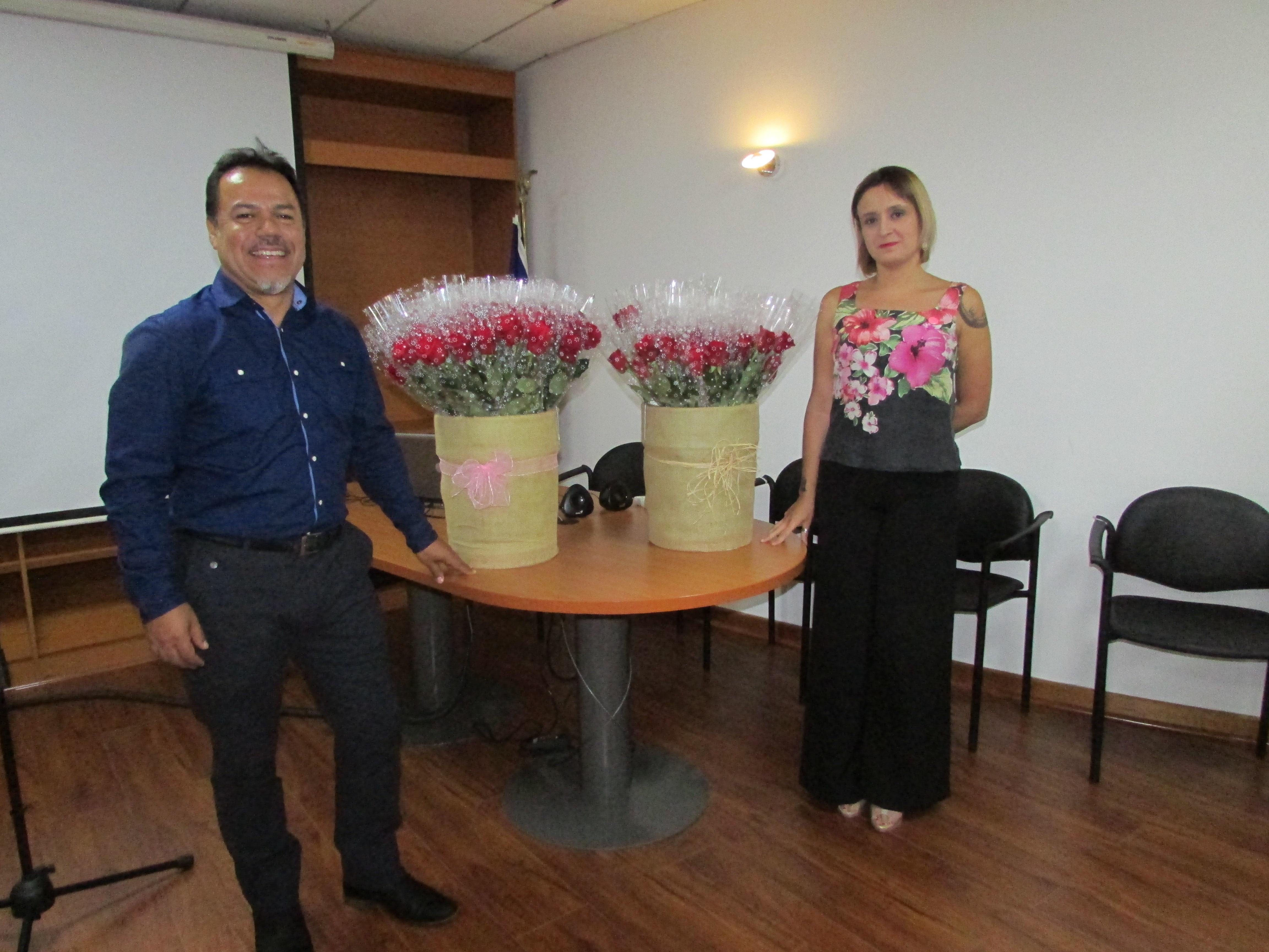 AFUSEC Conmemora Día Internacional de la Mujer - 08 Marzo 2017