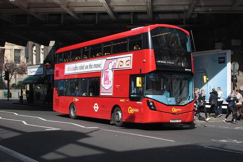 Go-Ahead London WHV145 BV66VJD