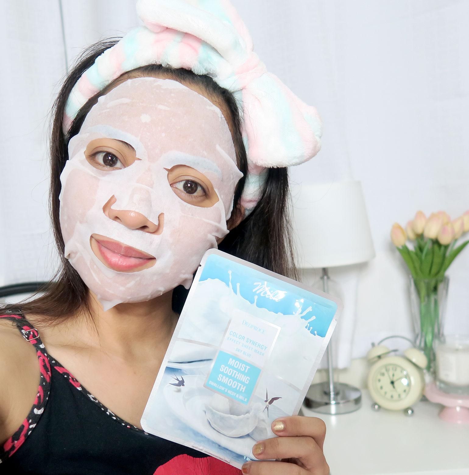 3 Watsons Mask Challenge - Watsons KBeauty - Gen-zel.com(c)