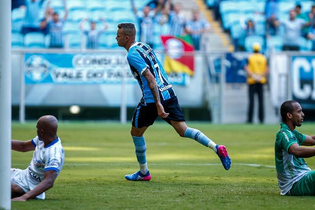 Grêmio X Veranópolis - 19/03/2017