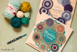 2017 77/365 - Mandalas to Crochet | by lisaclarke