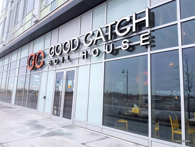 Good Catch Boil House exterior