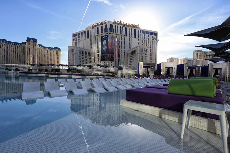 Cosmopolitan Las Vegas Wrap Around Suite 28