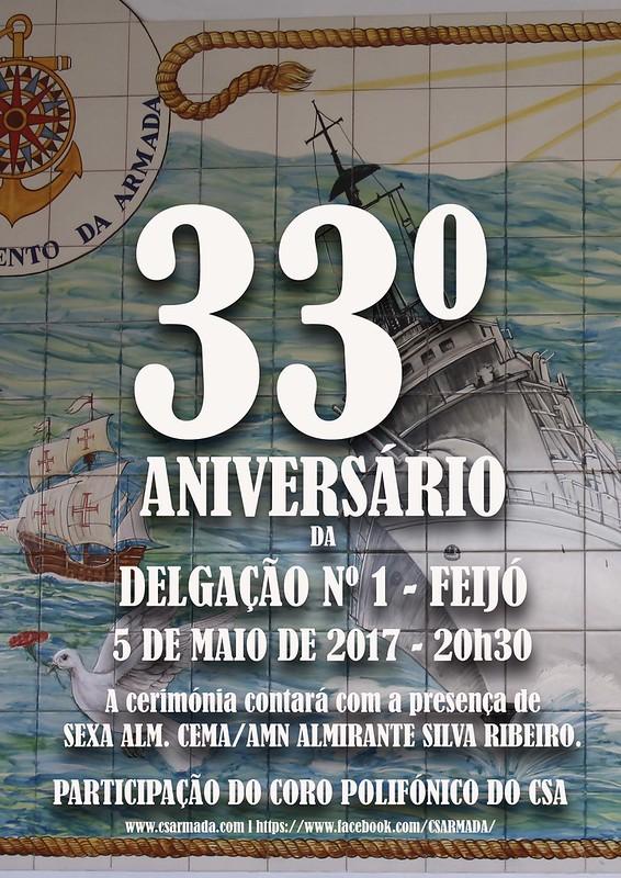 A4 - Cartaz 32º Aniversário Delegação