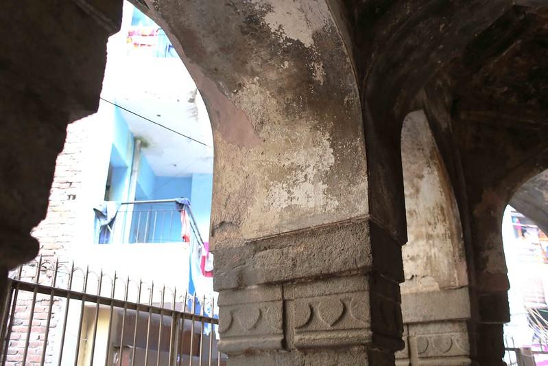 City Monument - Mubarak Shah Sayyid's Tomb, Kotla Mubarakpur