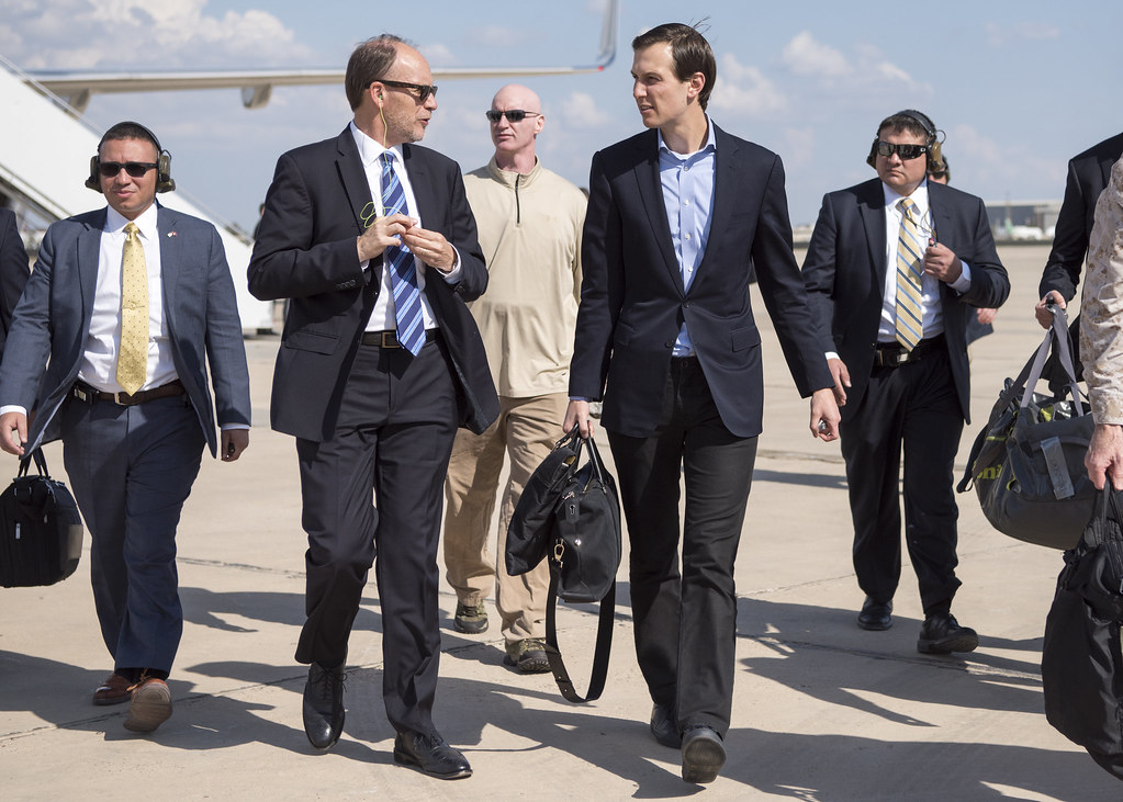 Kushner: Israeli-Palestinian peace needed for wider Middle East stability
