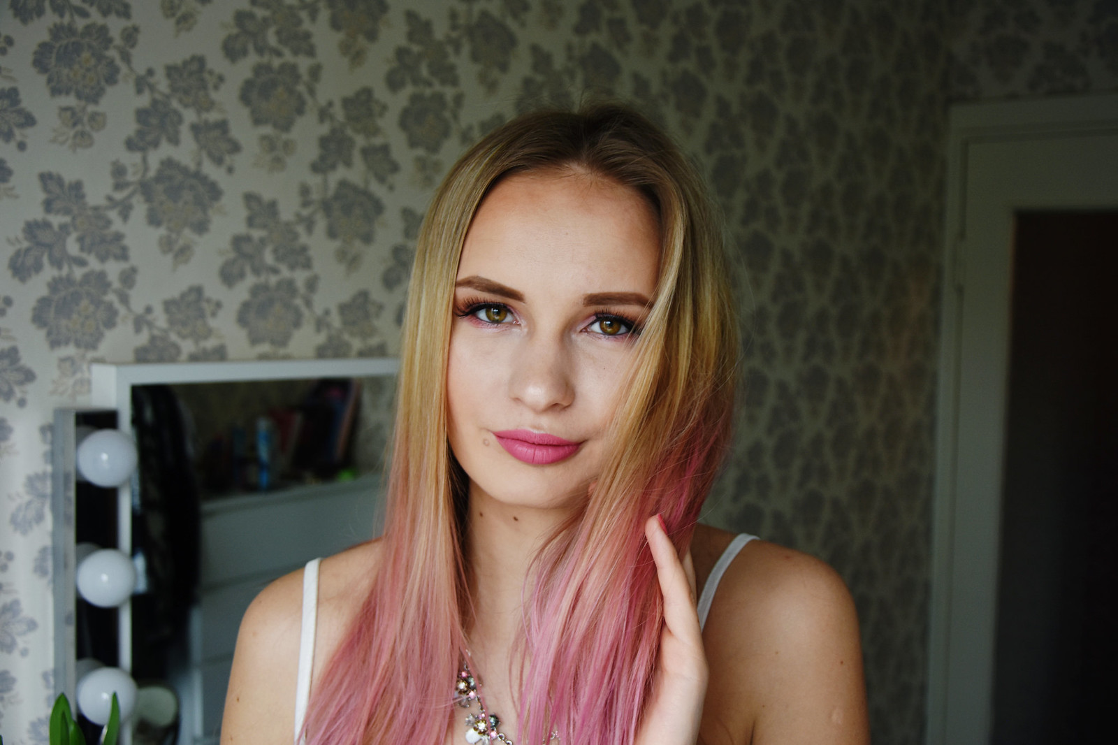 L'Oreal Colorista Dirty Pink Hair washout