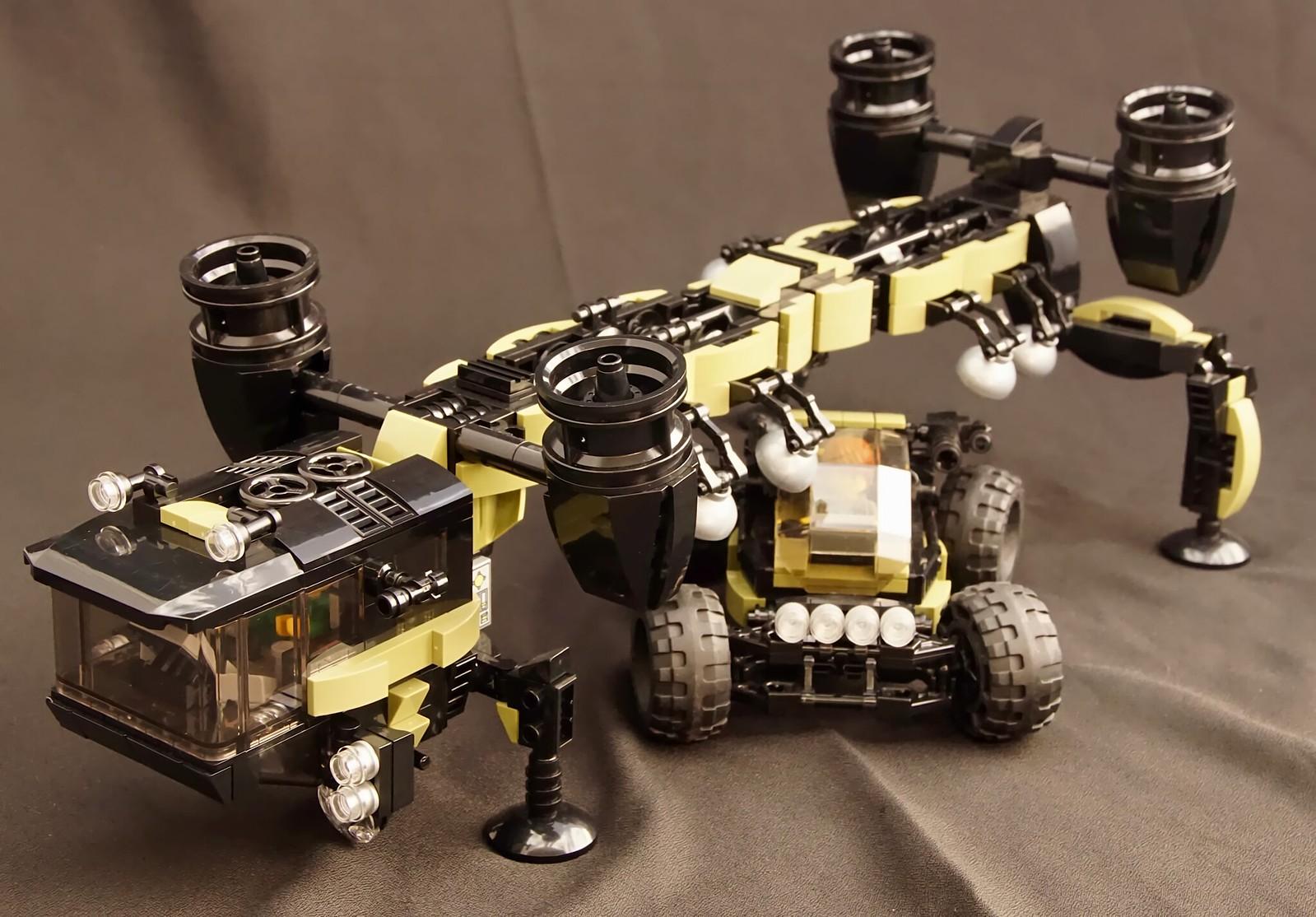 DooM Inc. Drop Ship with Scout ATV