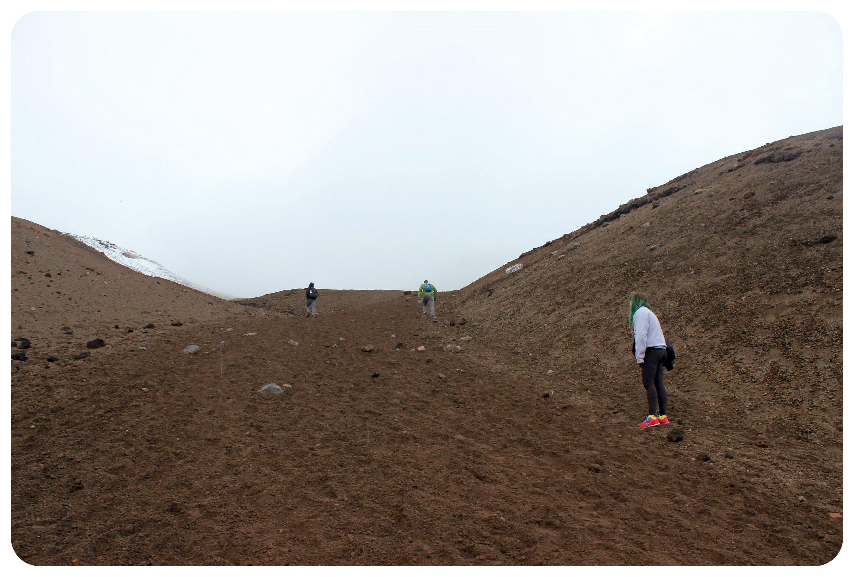 cotopaxi volcano climb