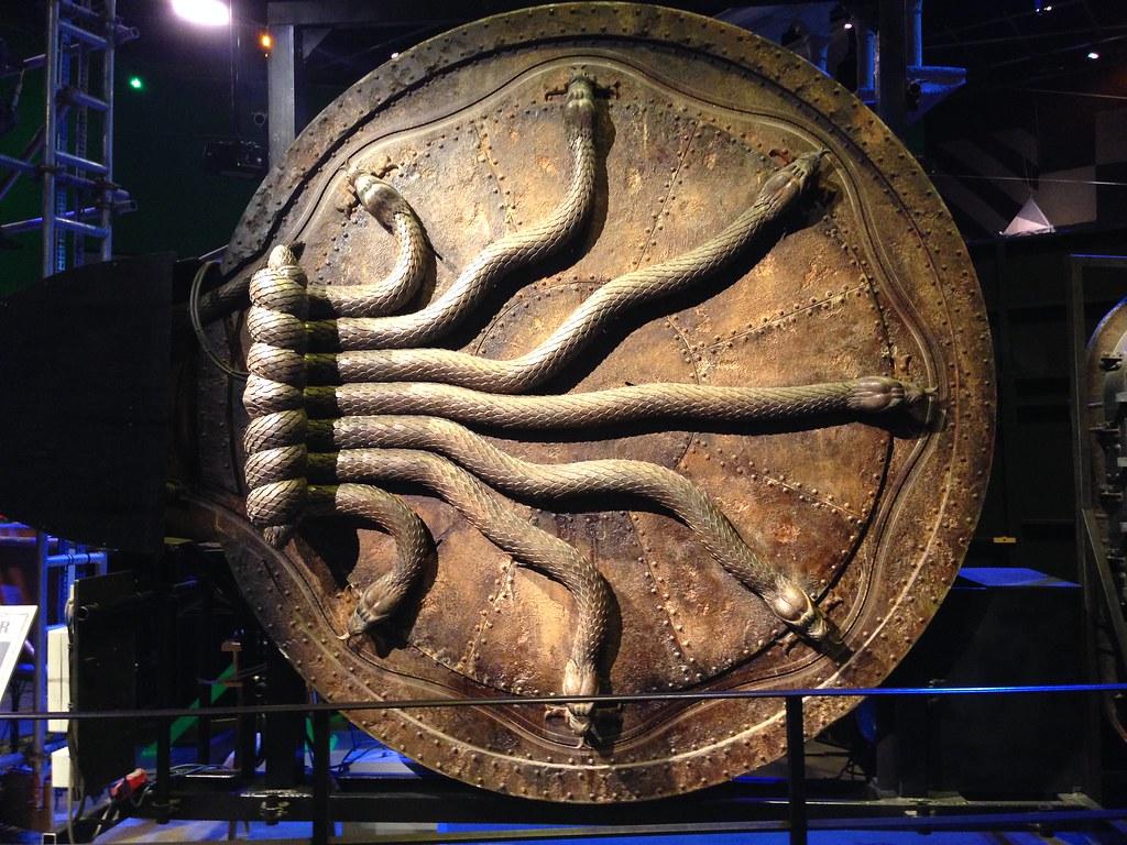 Puerta Cámara Secreta Harry Potter
