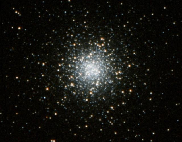 VCSE - Messier 53 (részlet) - Majoros Attila