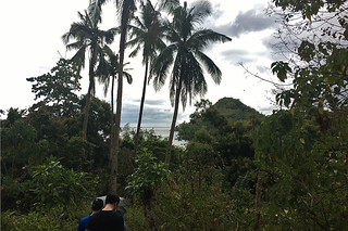 Sibale island - San Vicente sea view