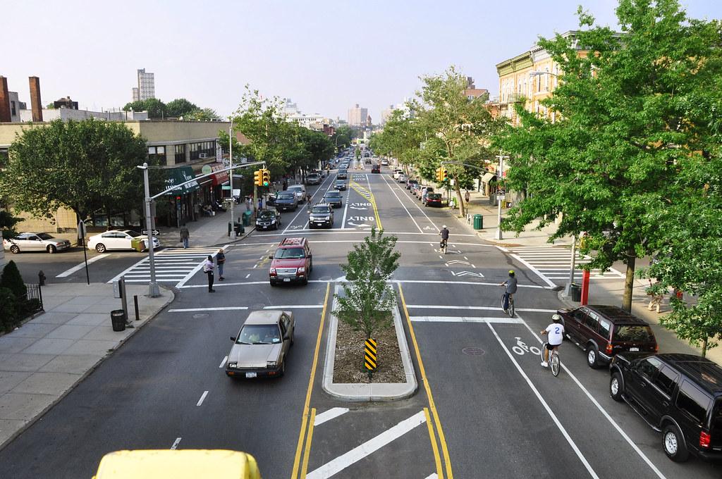 Картинки по запросу new york complete streets