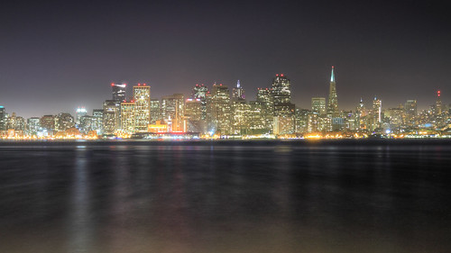 IMG_0206_211 San Francisco Night HDR | by vicjuan