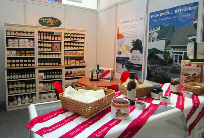 Stonewall Kitchen Outlet | Gulfood Booth Stonewall Kitchen S Display Booth At The 201 Flickr