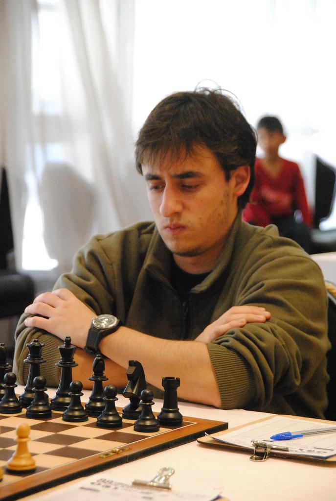 Resultado de imagem para leandro krysa ajedrez foto
