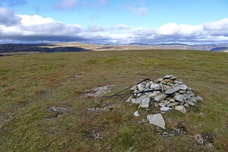 Summit of Glas Mheall Mòr | by Nick Bramhall