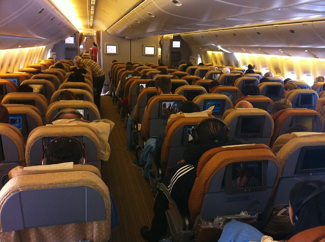 Boeing 777 interior flickr photo sharing for Boeing 777 interior