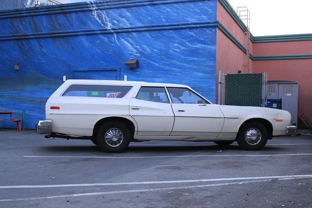 1975 ford gran torino station wagon flickr photo sharing. Black Bedroom Furniture Sets. Home Design Ideas
