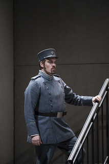 Audun Iversen as Lescaut in Manon © ROH / Bill Cooper 2014 | by Royal Opera House Covent Garden