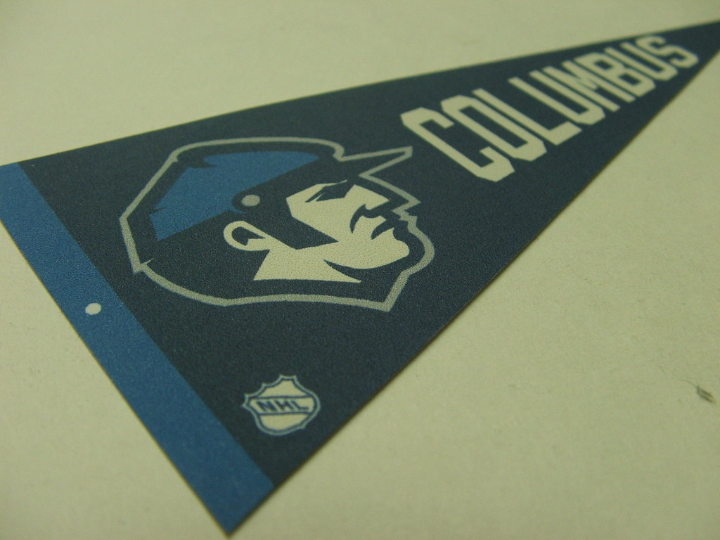 New Columbus Blue Jackets Logo Branman32 Flickr