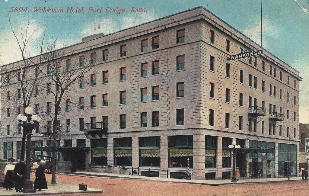 Schauder Hotel - Wahkonsa Hotel - EnglishClass.jp
