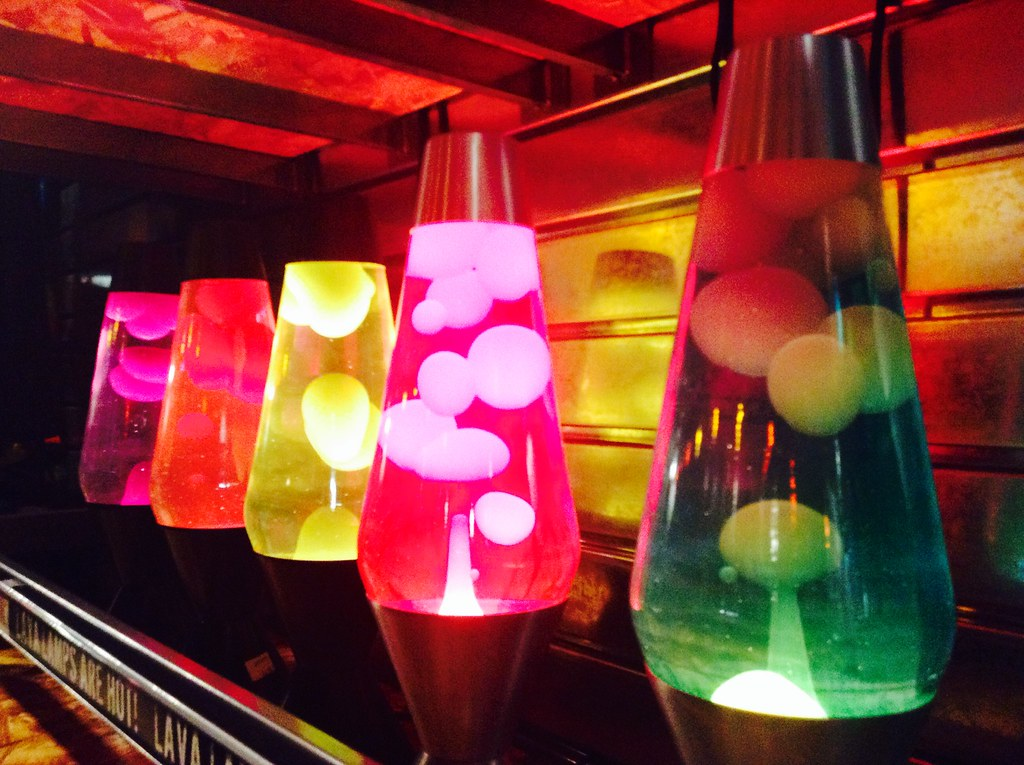 Amazing Lava Lamps | By JeepersMedia Lava Lamps | By JeepersMedia