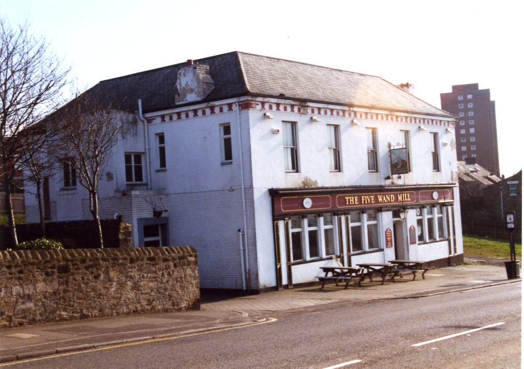 Image result for five wand mill inn